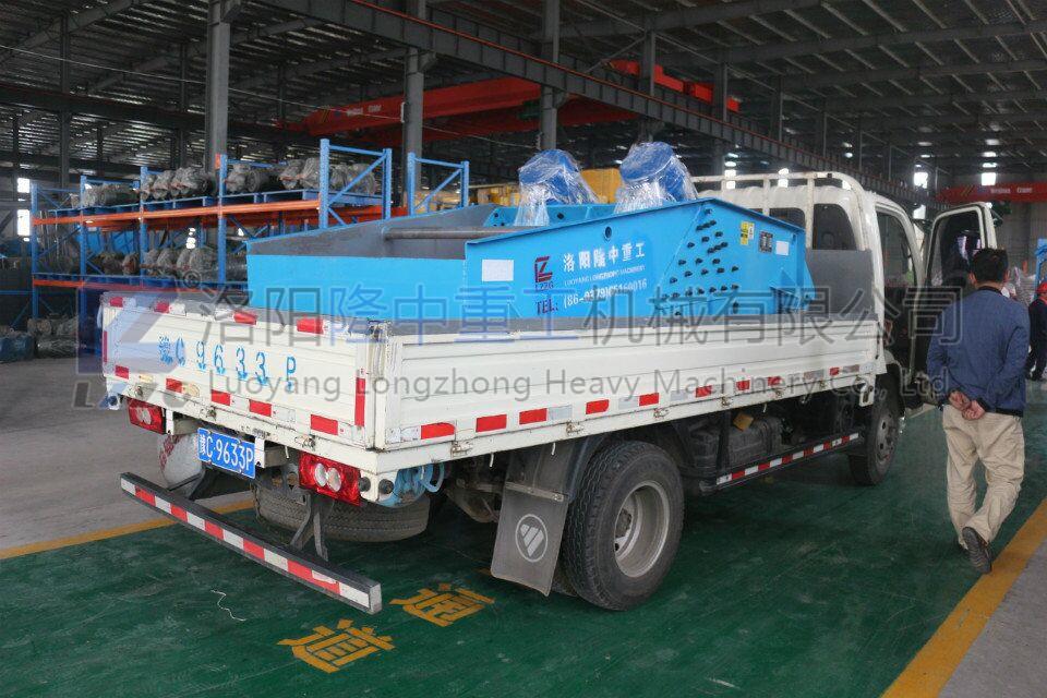 隆中TS1530脱水筛5月22日发广东河源
